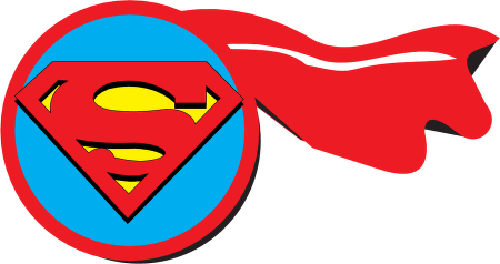 Vector Superman Logo - ClipArt Best