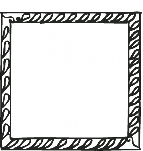 page border coloring pages - photo #44