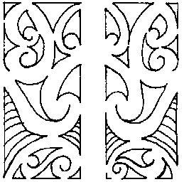 Maori Designs Border Clipart Best