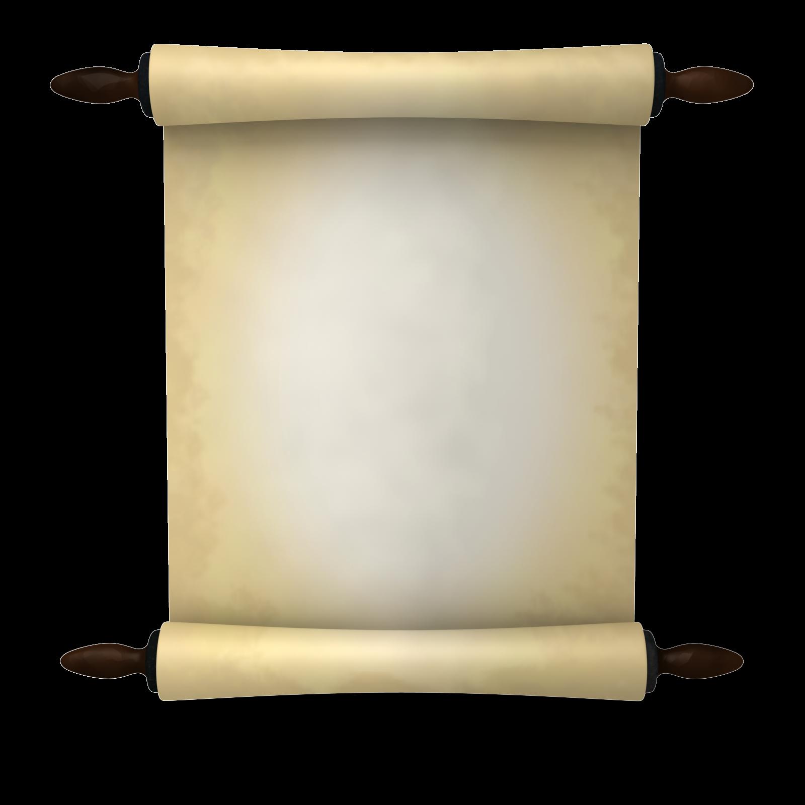 Parchment Scroll Clipart - ClipArt Best