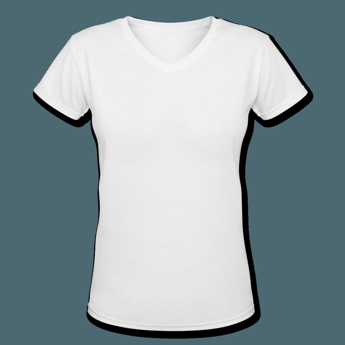 Plain white v neck t shirt clipart best for Plain t shirt template