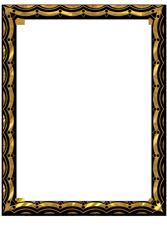 Gold Border Free Download - ClipArt Best
