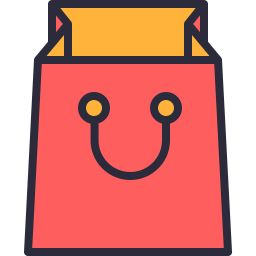 Shopping Bag Icon Clipart Best
