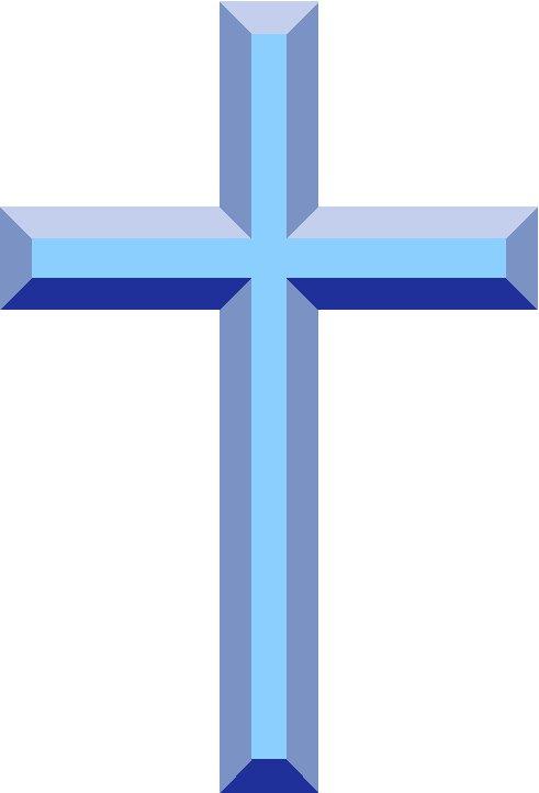 A Baptist Cross - ClipArt Best