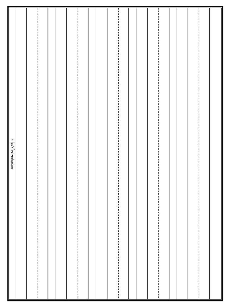 Writing custom paper