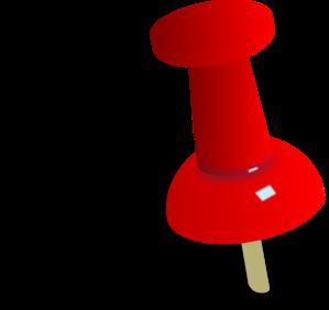 Clip Art Push Pin Clipart push pin clip art clipart best tumundografico