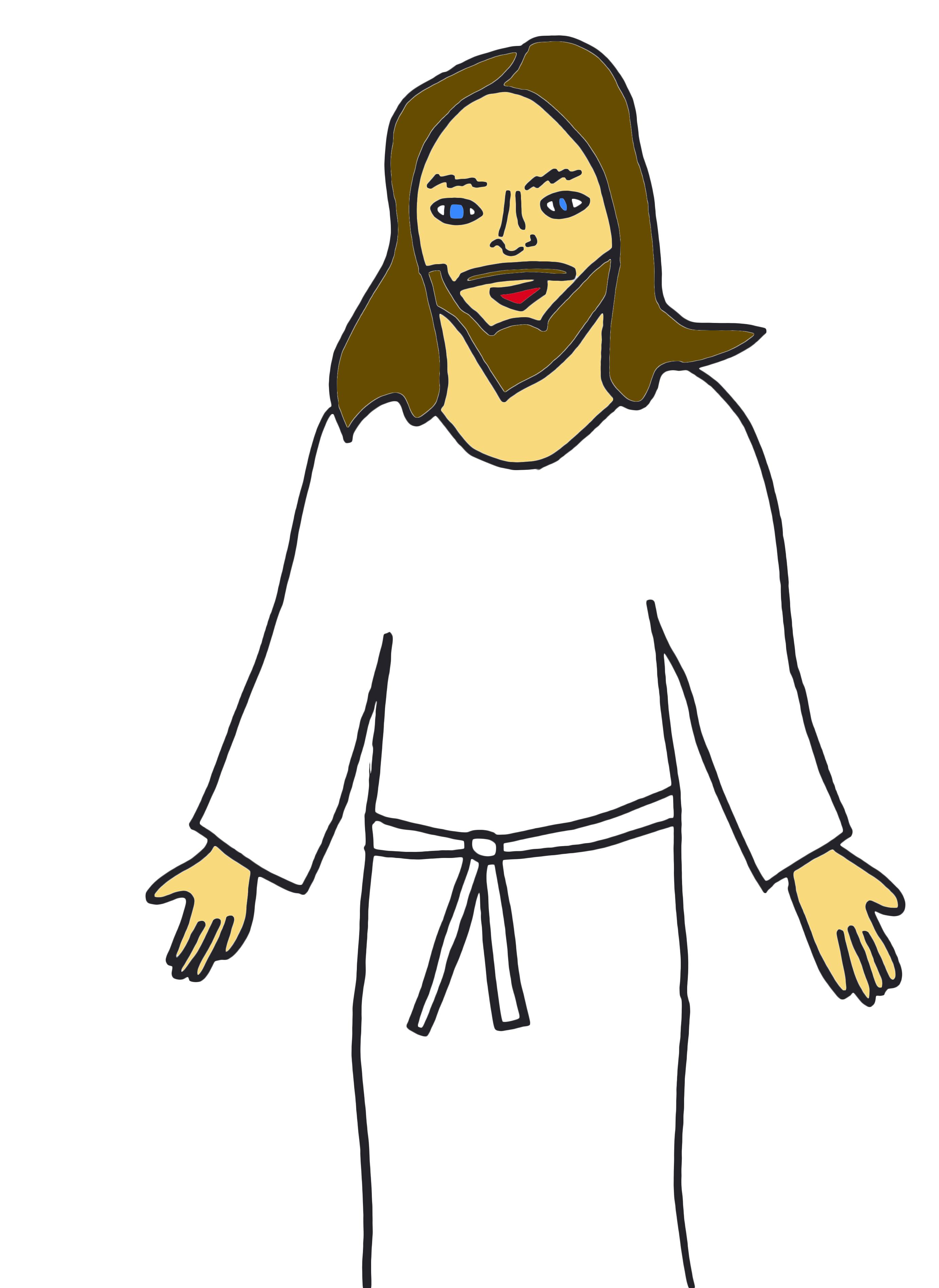 Clipart Jesus - ClipArt Best