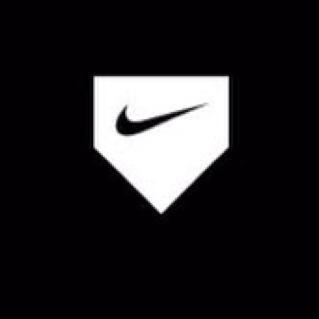 Nike Baseball Wallpaper Clipart Best
