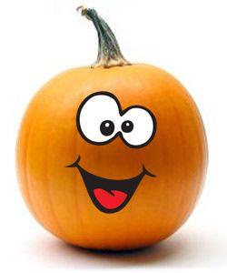Cartoon Pumpkin Faces - ClipArt Best