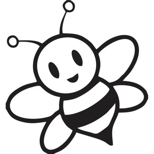 Queen Bee Coloring Pages Clipart Best