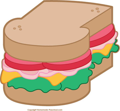 Candwhich Clip Art Free Best Ever