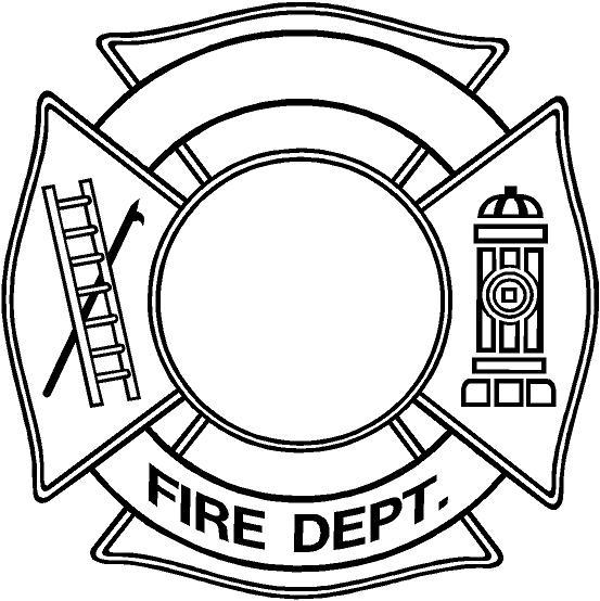 maltese cross graphic clipart best fire dept logo svg fire dept logo knives