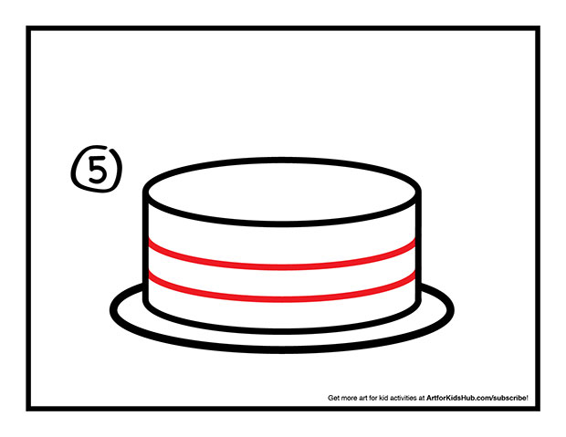 How To Draw Cake Images : Easy Cake Drawings - ClipArt Best