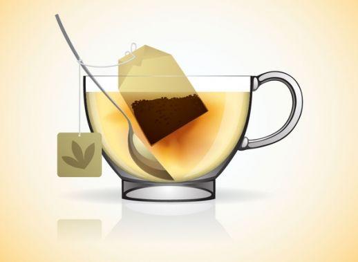 clip art tea bag - photo #33