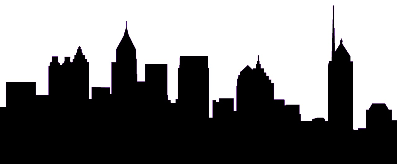 atlanta skyline silhouette | Paon The Fly - ClipArt Best - ClipArt ...