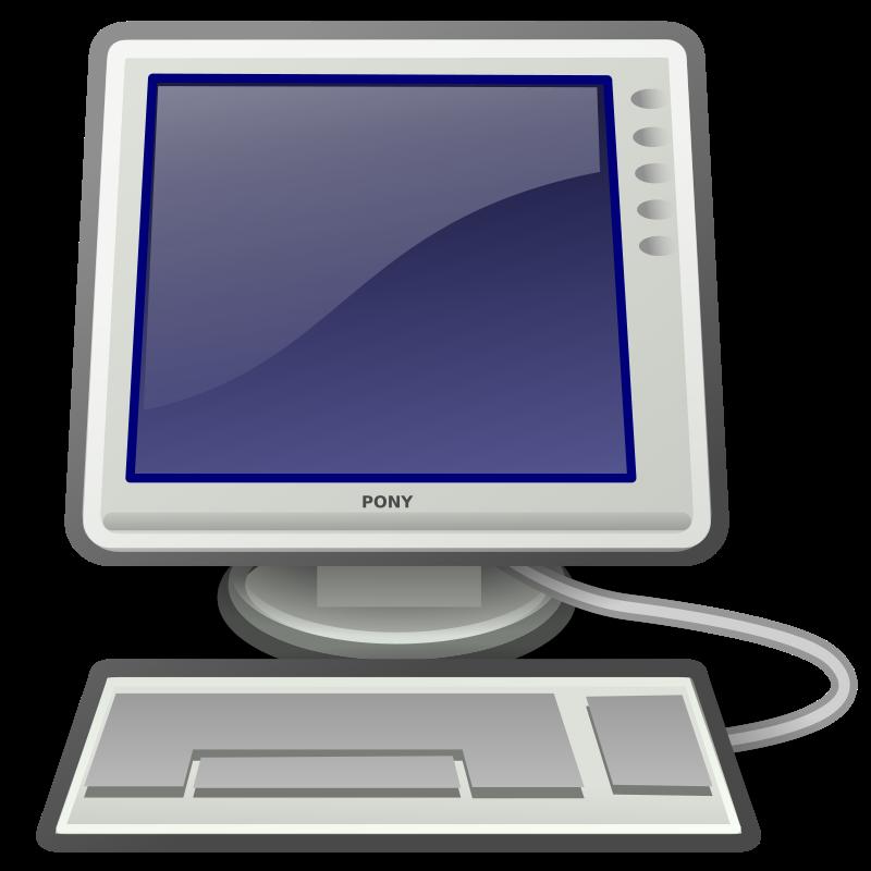 Free to Use & Public Domain Desktop Computer Clip Art - ClipArt Best ...