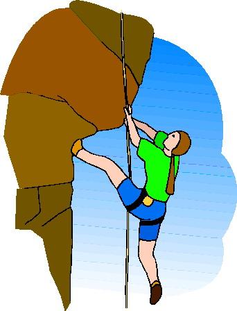 Mountain Climbing Clipart - ClipArt Best