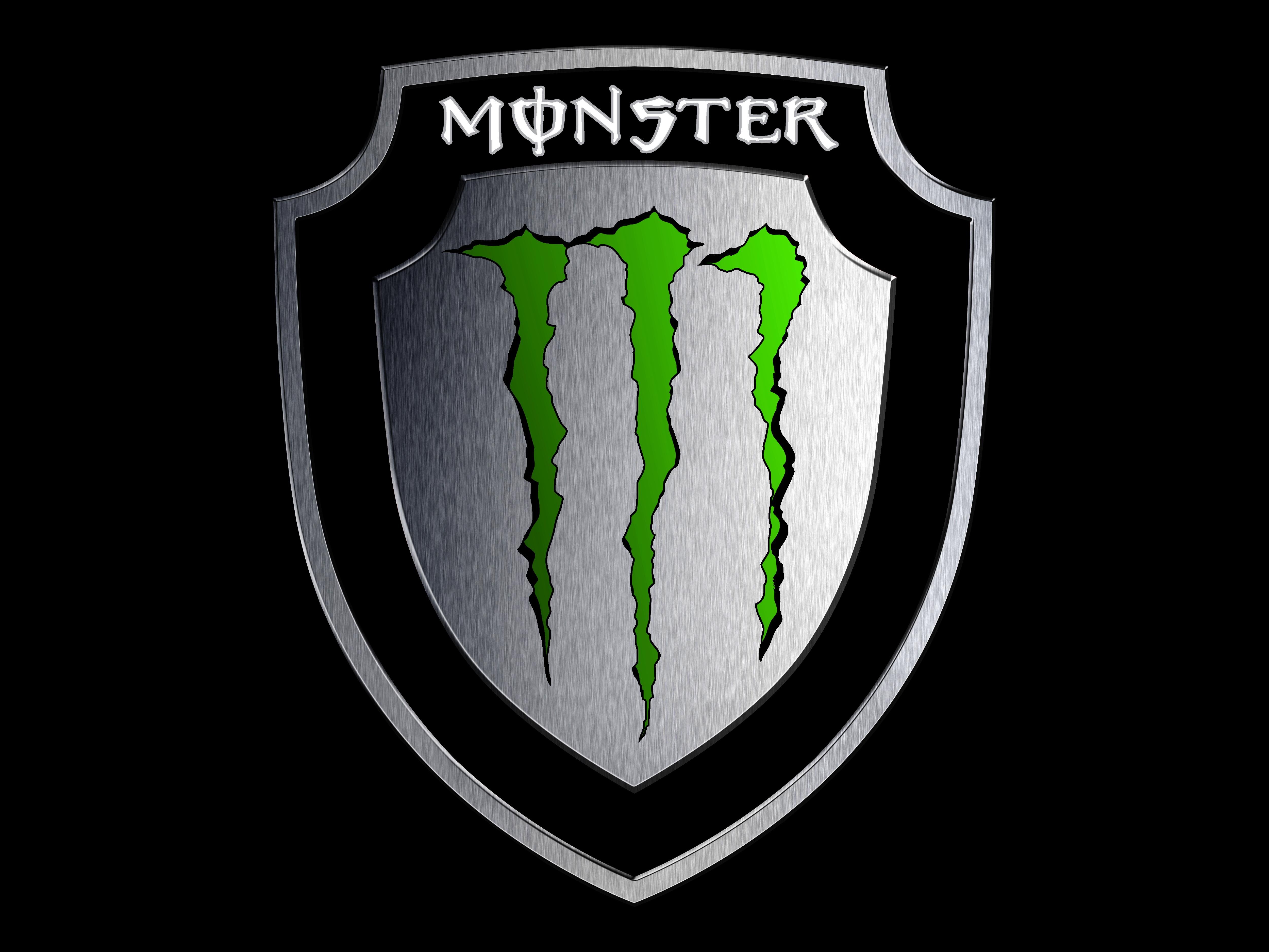 Green Monster Energy Drink Monster Energy Drink