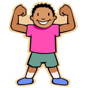 Healthy Kids Clip Art Free - ClipArt Best