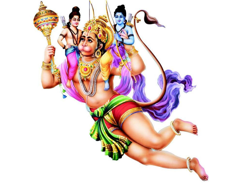 hanuman clipart free download - photo #3