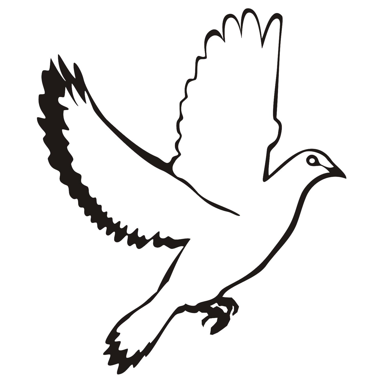Free Dove Vector - ClipArt Best