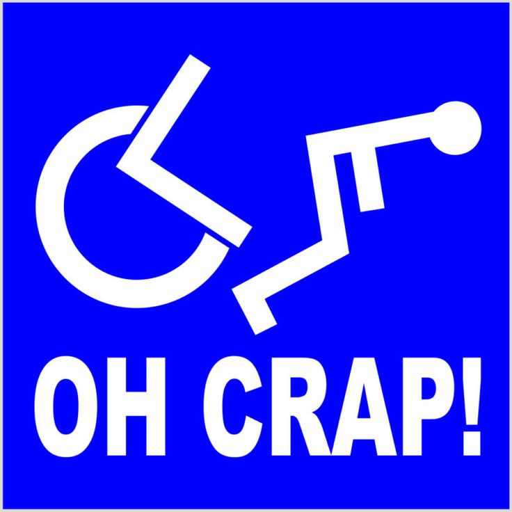 Funny handicap signs on Pinterest | Wheelchairs, Funny Signs and Signs