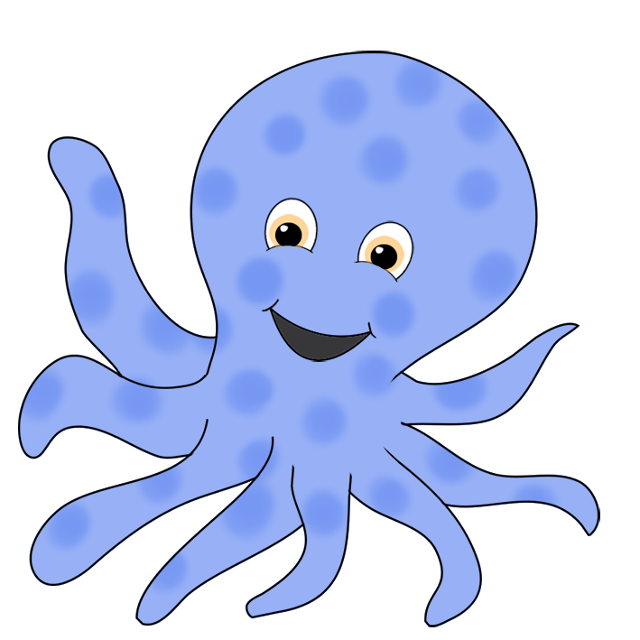 41364 additionally Starfish Painting likewise puter Repair Mascot 6720798 likewise Cartoon Octopus Pictures besides Clipart Blue Whale. on octopus cartoon clip art