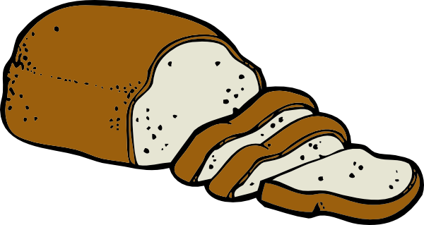 Cartoon Bread - ClipArt Best