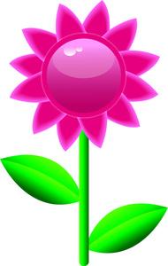 Flower Stem Clip Art - ClipArt Best