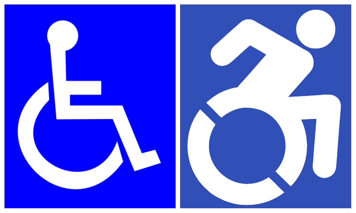 New 'accessibility logo' aims to destigmatize disabilities, but ...