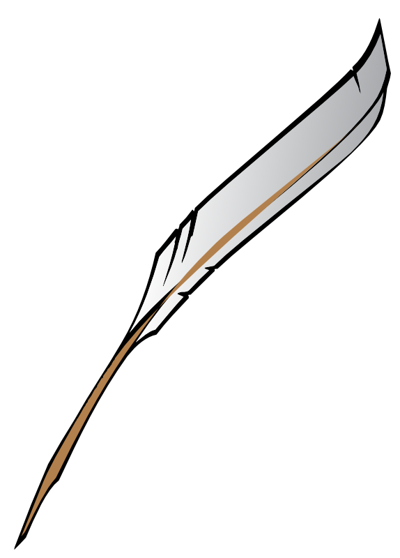 Feather Pen - ClipArt Best