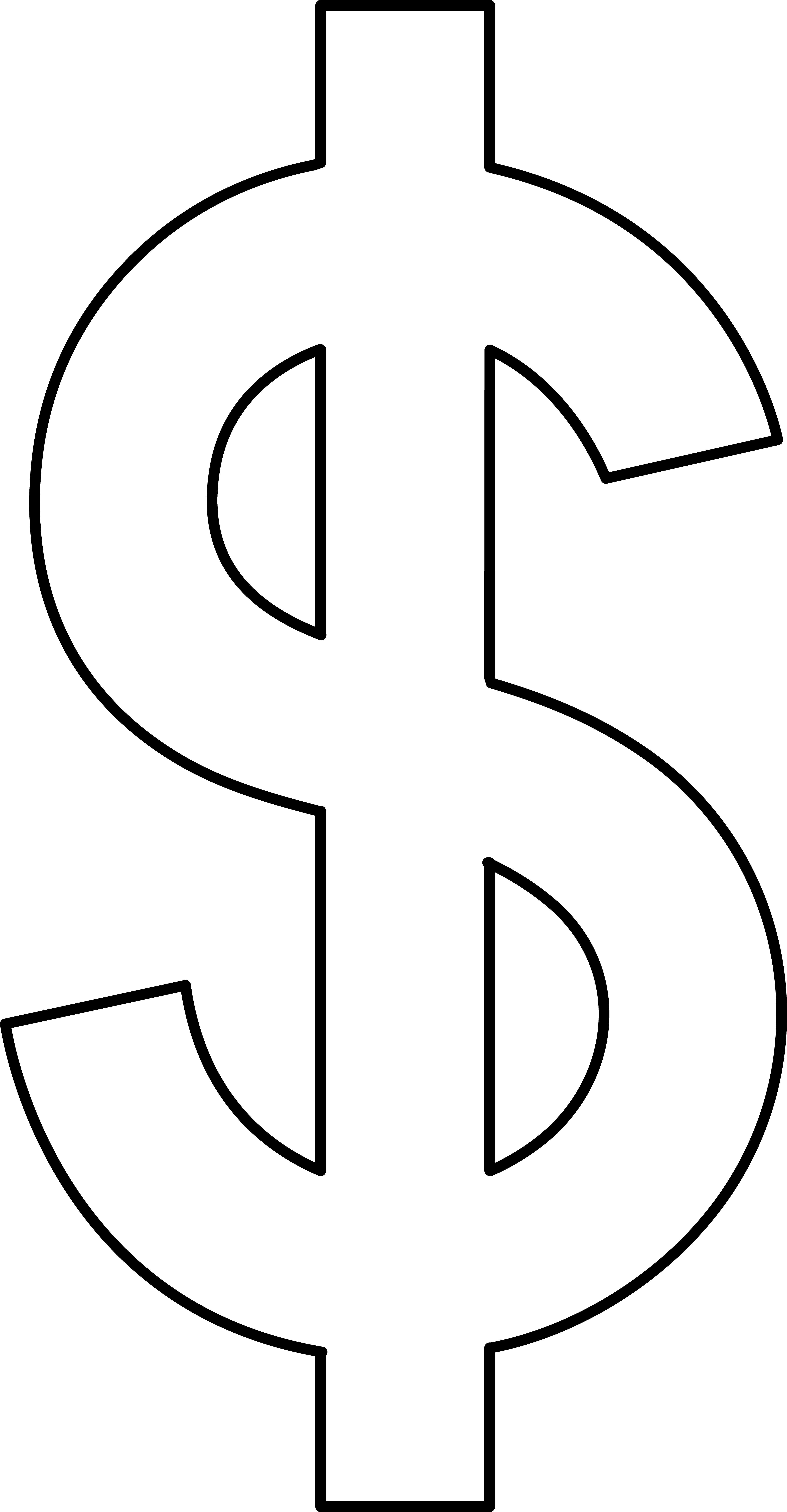 Dollar Sign Graphic | Free Download Clip Art | Free Clip Art | on ...