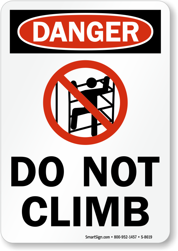 Warning Do Not Enter Signs Clipart Best
