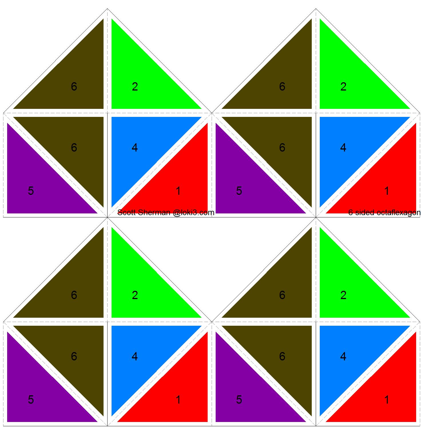 Printable Puzzle Piece Template - ClipArt Best