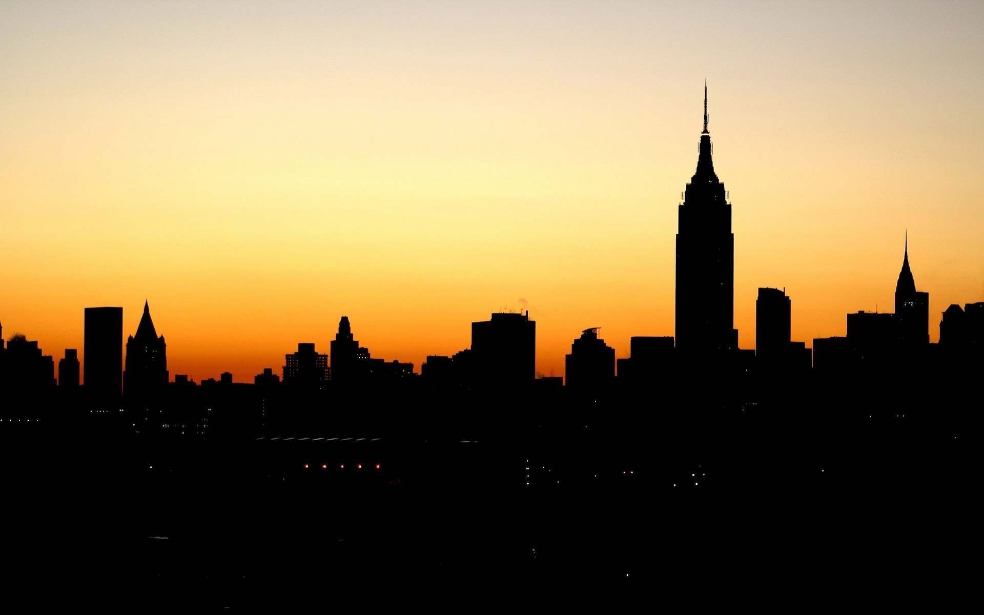 new york city clipart skyline - photo #46