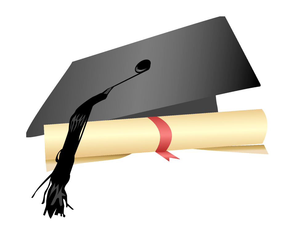 Royalty Free Graduation Clip Art