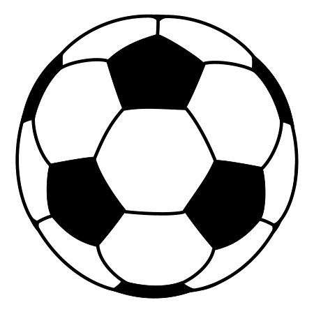Printable Soccer Ball Template - ClipArt Best