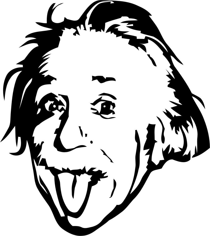 Einstein clipart