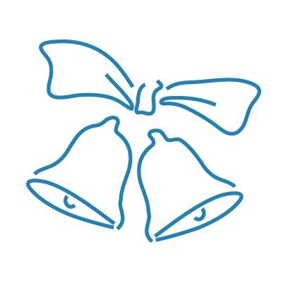 Wedding Bells Clipart - ClipArt Best