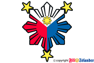 filipino star clipart best