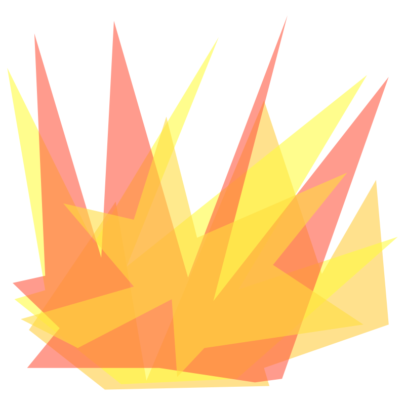 Explode Clipart - Clip...