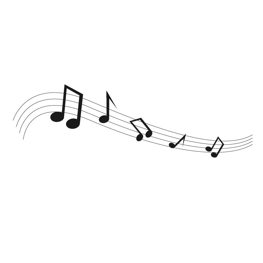 Music Notes Vector Art Free - ClipArt Best