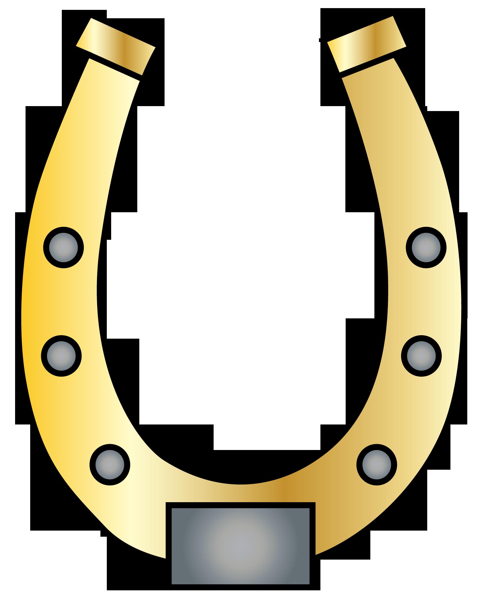 Horseshoe Clip Art - ClipArt Best