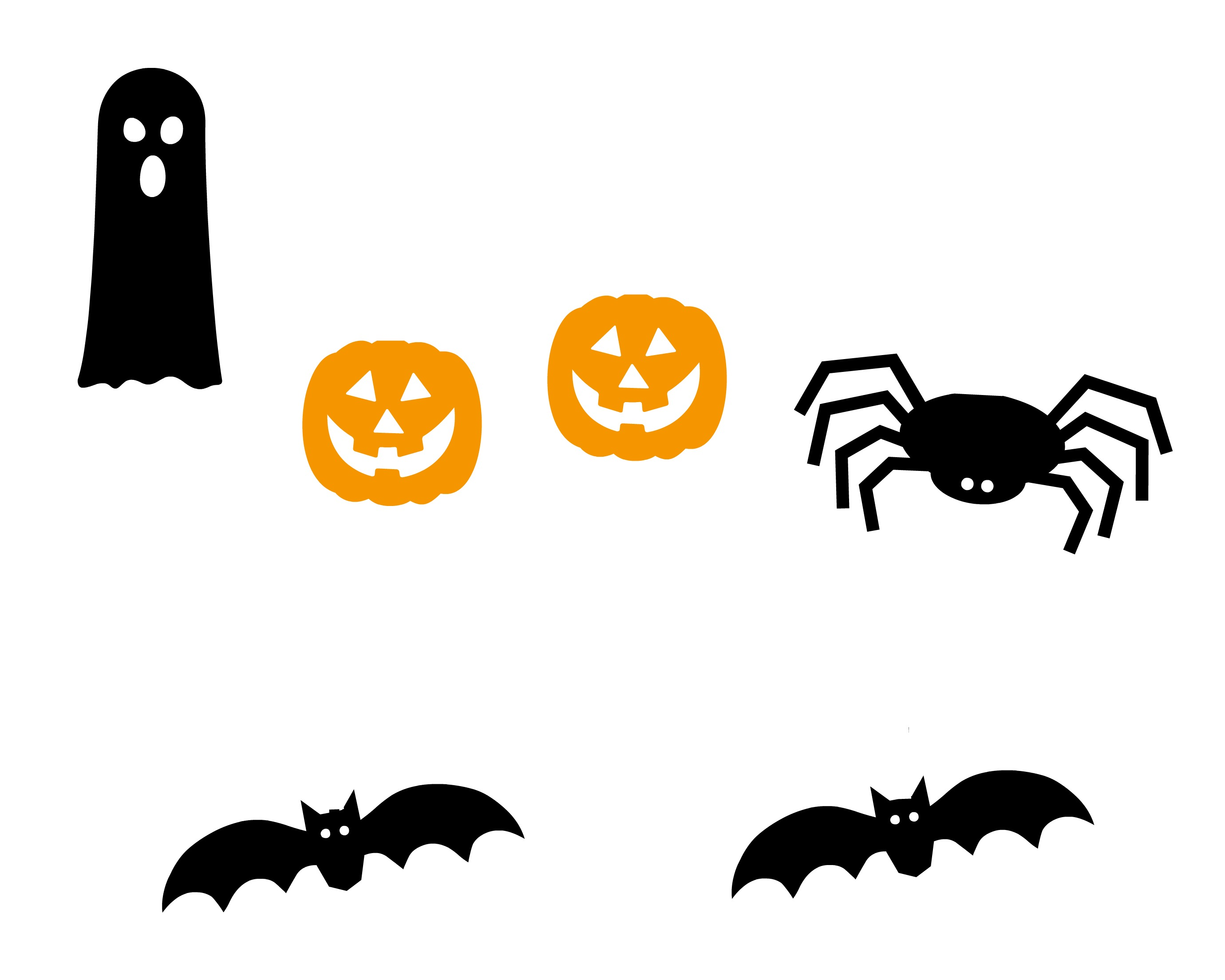 free small halloween clip art - photo #38