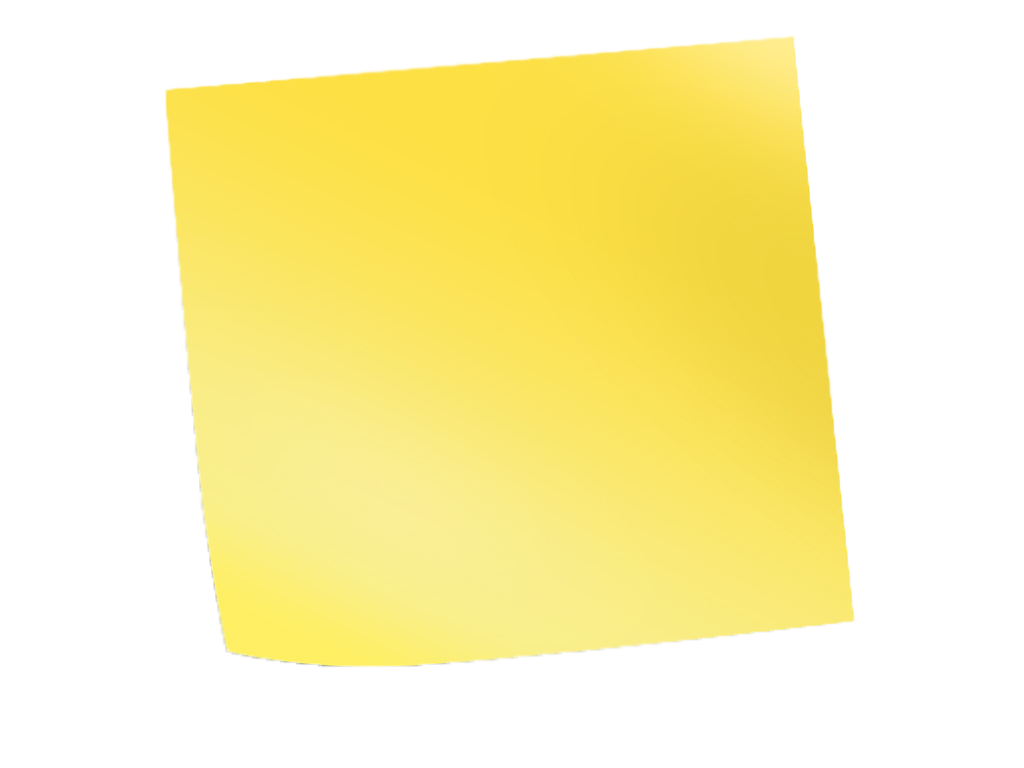 Sticky Notes Png - ClipArt Best