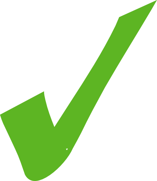 Green Tick Animated Gif Clipart Best