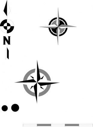 Clipart North Arrow - ClipArt Best