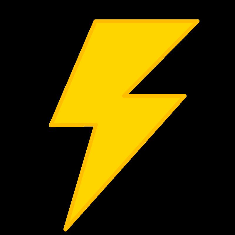 Lightning Cartoon - ClipArt Best