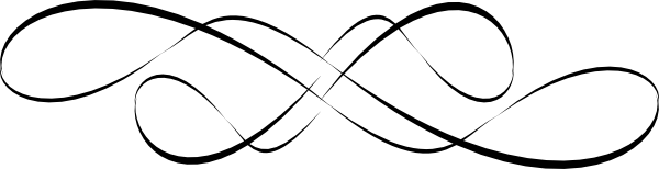 Swirly Flourish clip art - vector clip art online, royalty free ...