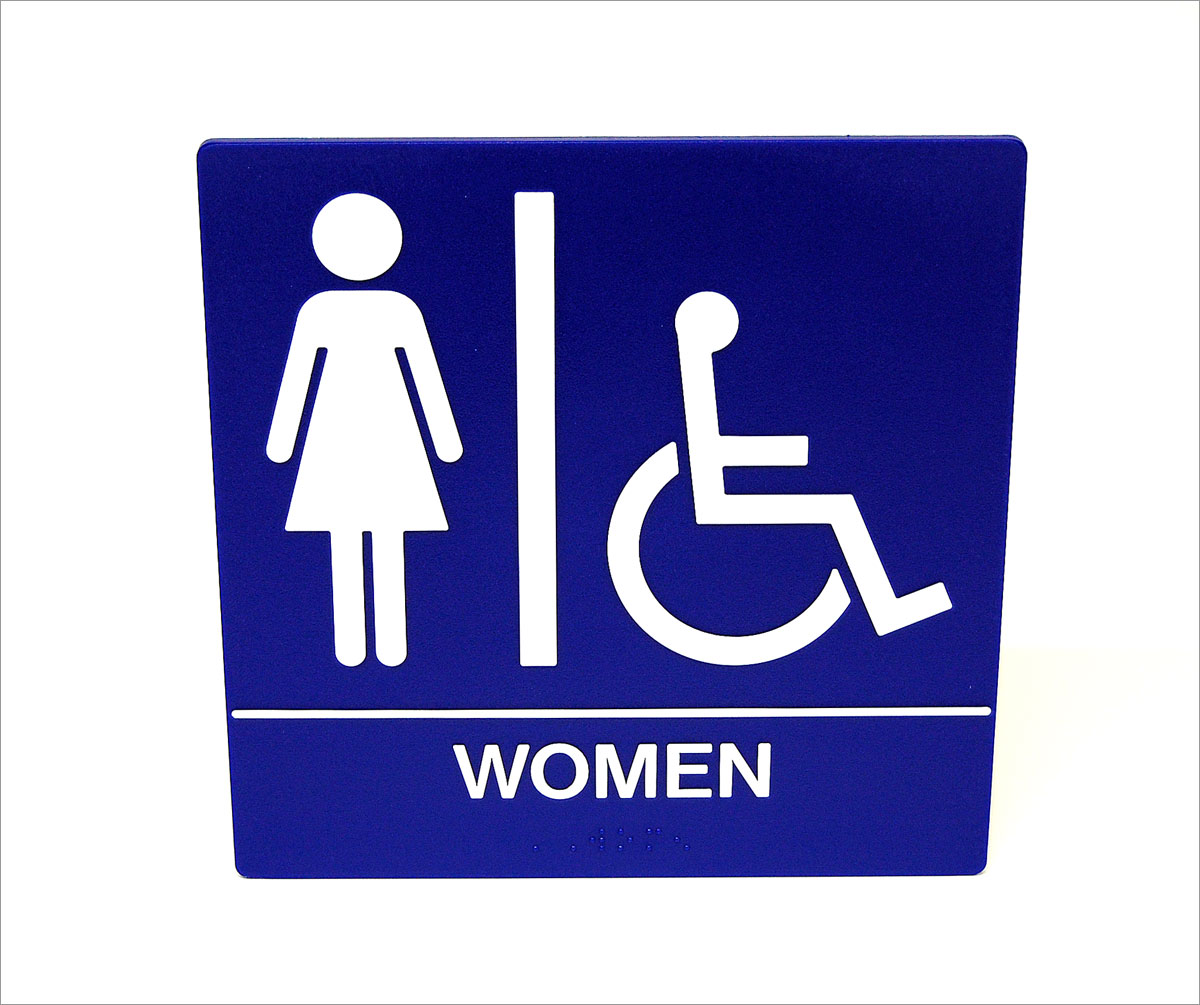 Women Restroom Signs ClipArt Best